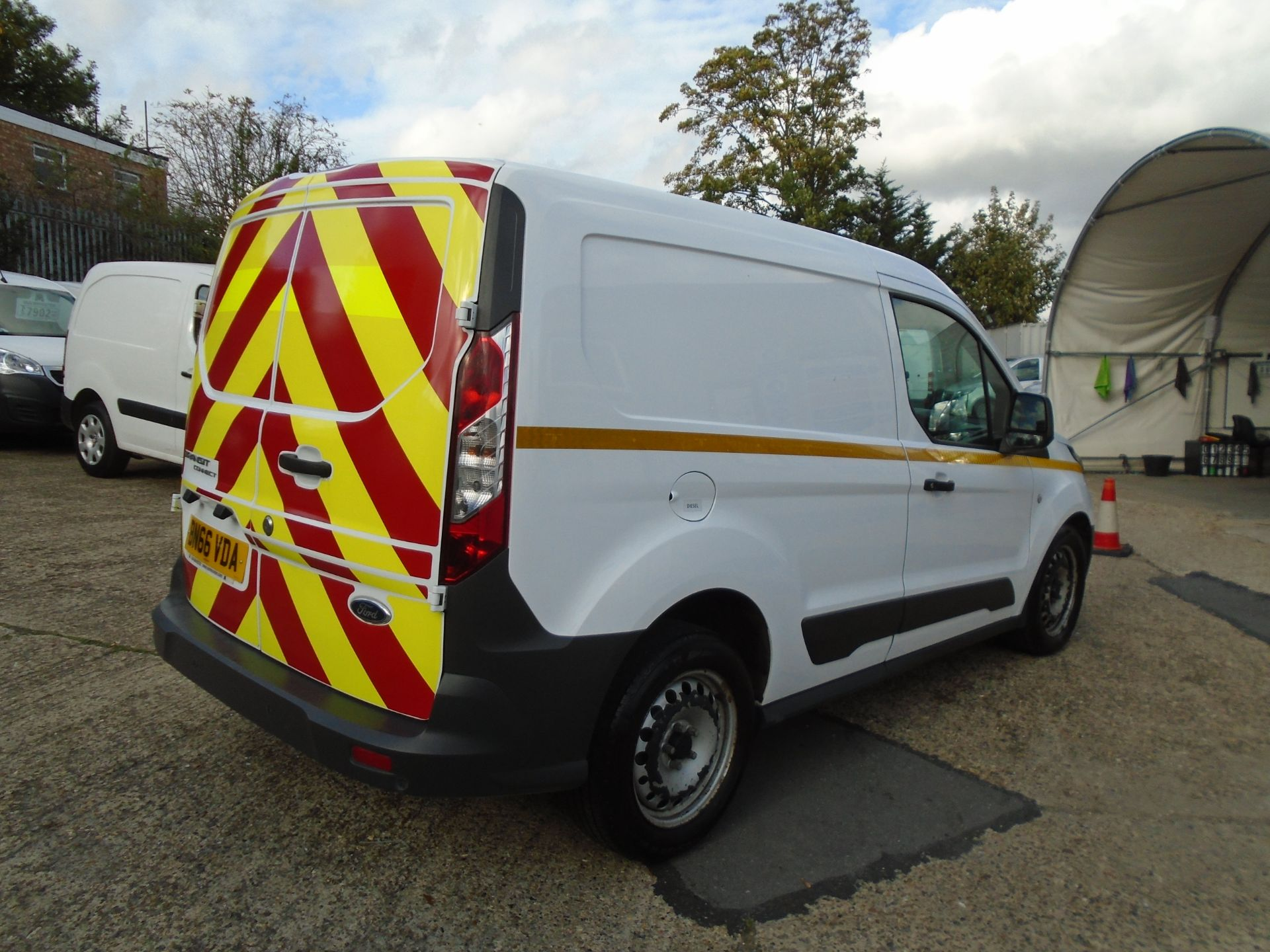 2016 Ford Transit Connect 1.6 Tdci 75Ps Van (BN66VDA) Image 6