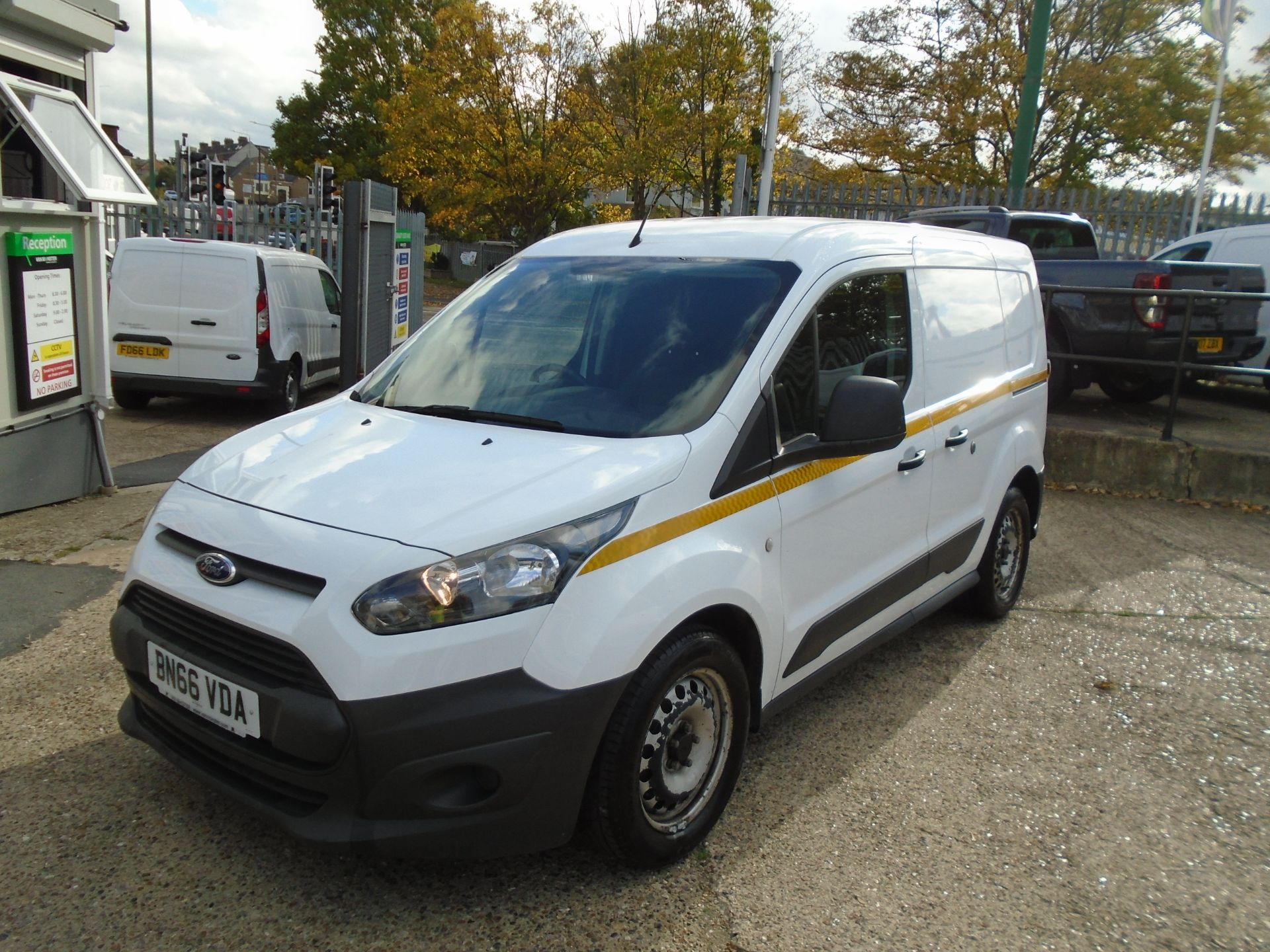 2016 Ford Transit Connect 1.6 Tdci 75Ps Van (BN66VDA) Image 3