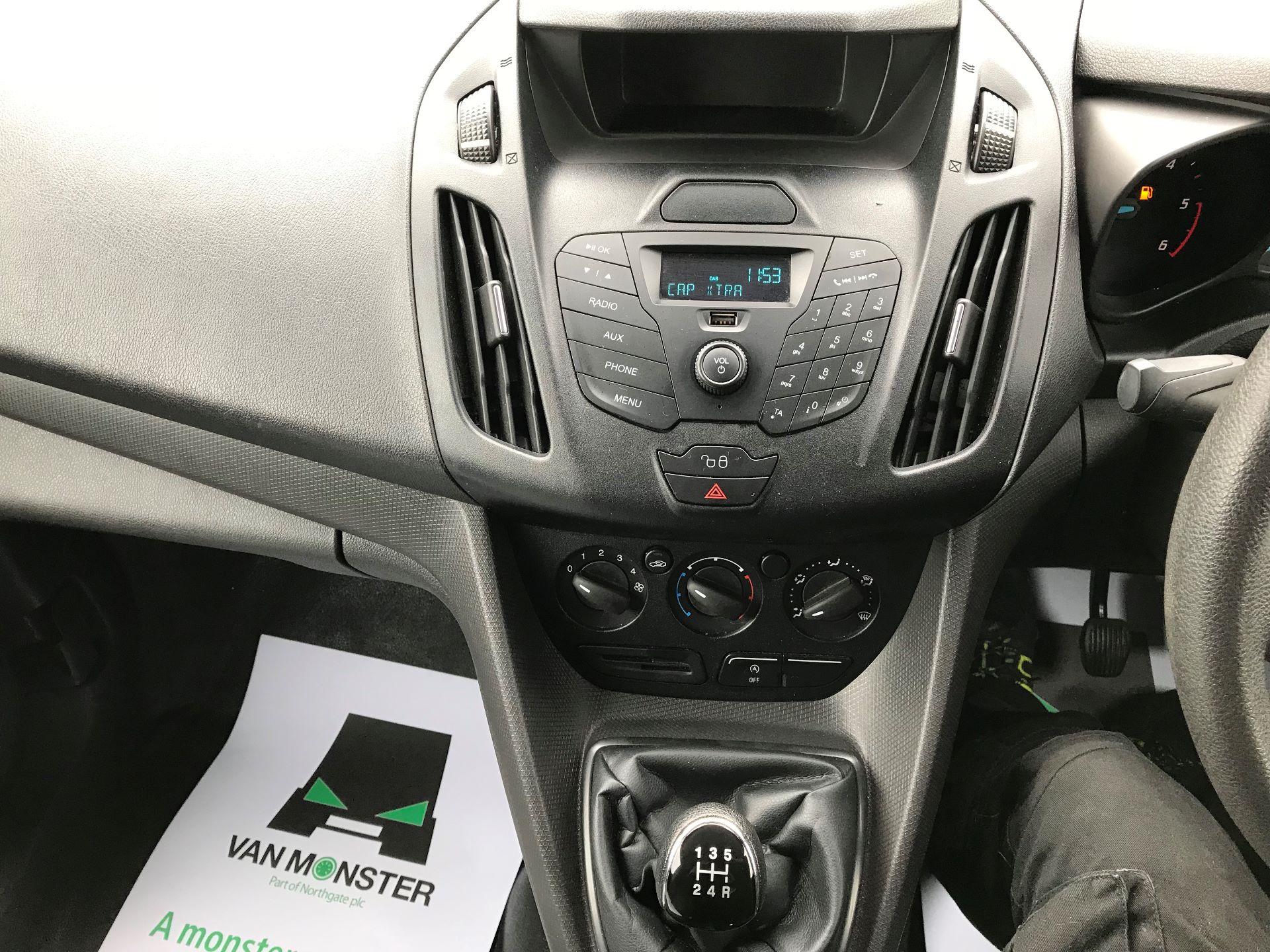 2016 Ford Transit Connect 200 L1 DIESEL 1.5 TDCi 75PS VAN EURO 5 (BN66VDK) Image 12