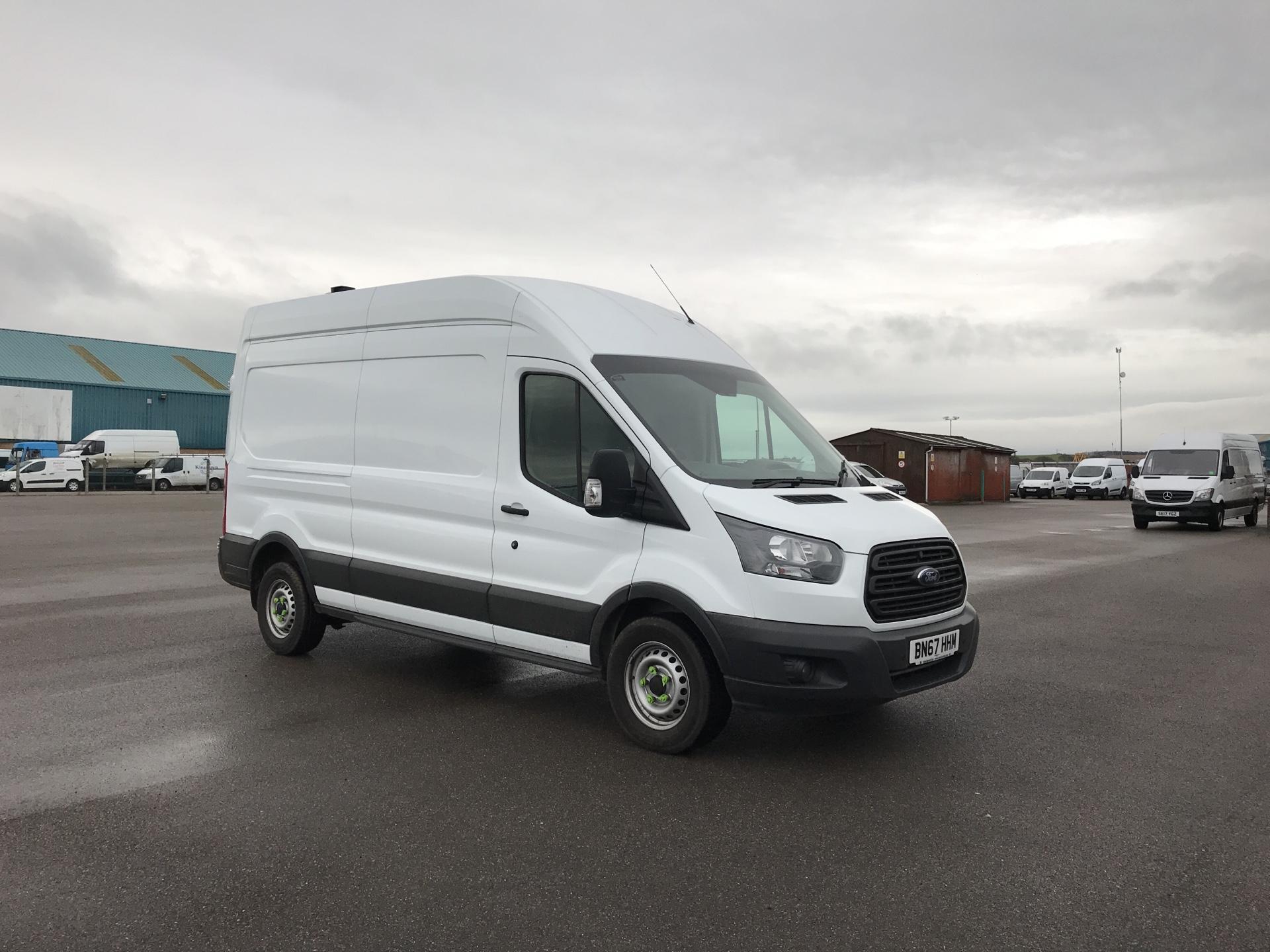 2017 Ford Transit 330 L3 H3 VAN 105PS EURO 5. AIR CON (BN67HHM)