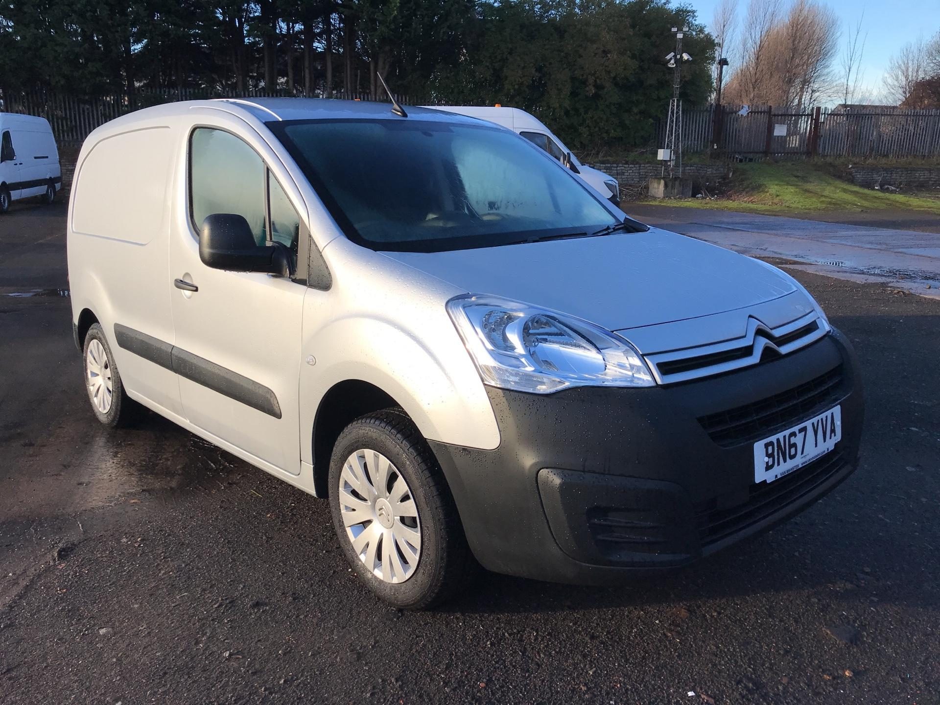2017 Citroen Berlingo L1 DIESEL 1.6 HDI 625KG ENTERPRISE 75PS EURO 4/5 (BN67YVA)