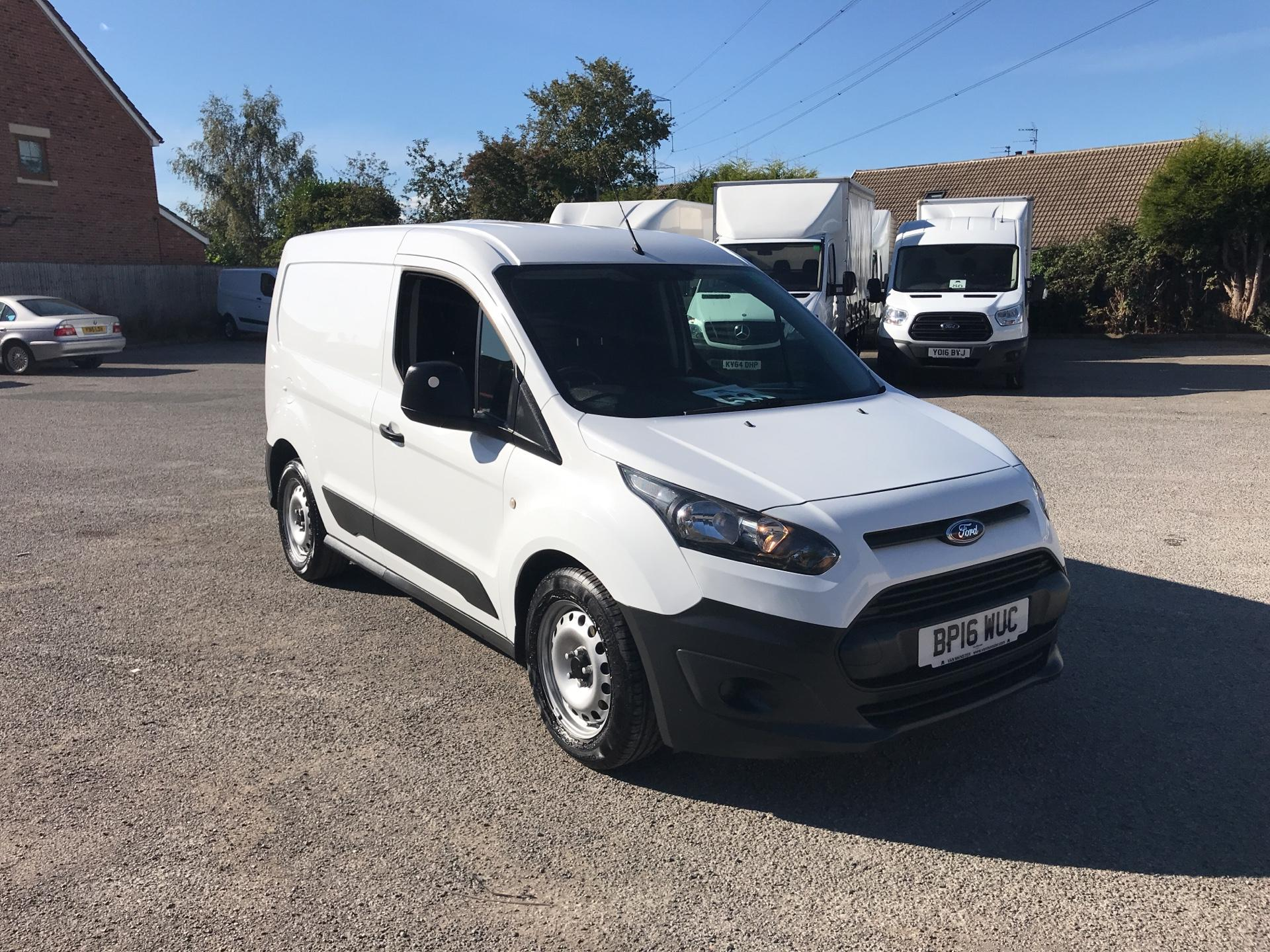 2016 Ford Transit Connect  200 L1 Diesel 1.6 TDCi 75PS Van EURO 5 (BP16WUC)