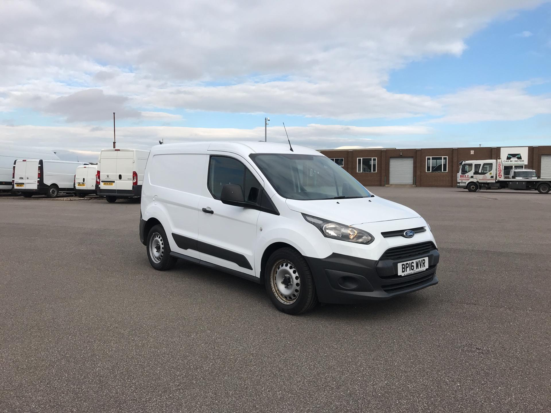 2016 Ford Transit Connect 200 L1 DIESEL 1.6 TDCI 75PS VAN EURO 5 (BP16WVR)