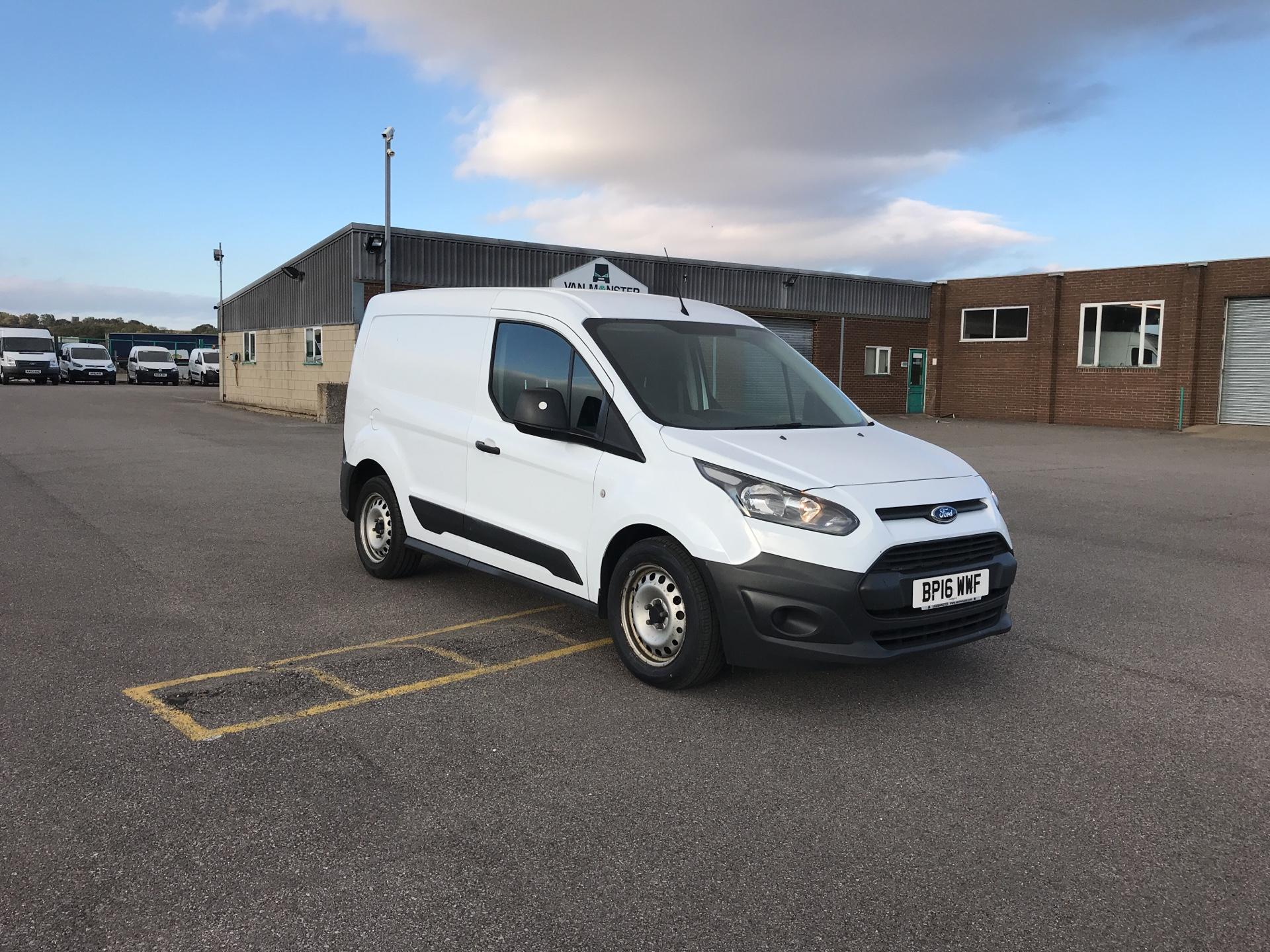 2016 Ford Transit Connect 200 L1 DIESEL 1.6 TDCI 75PS VAN EURO 5 (BP16WWF)
