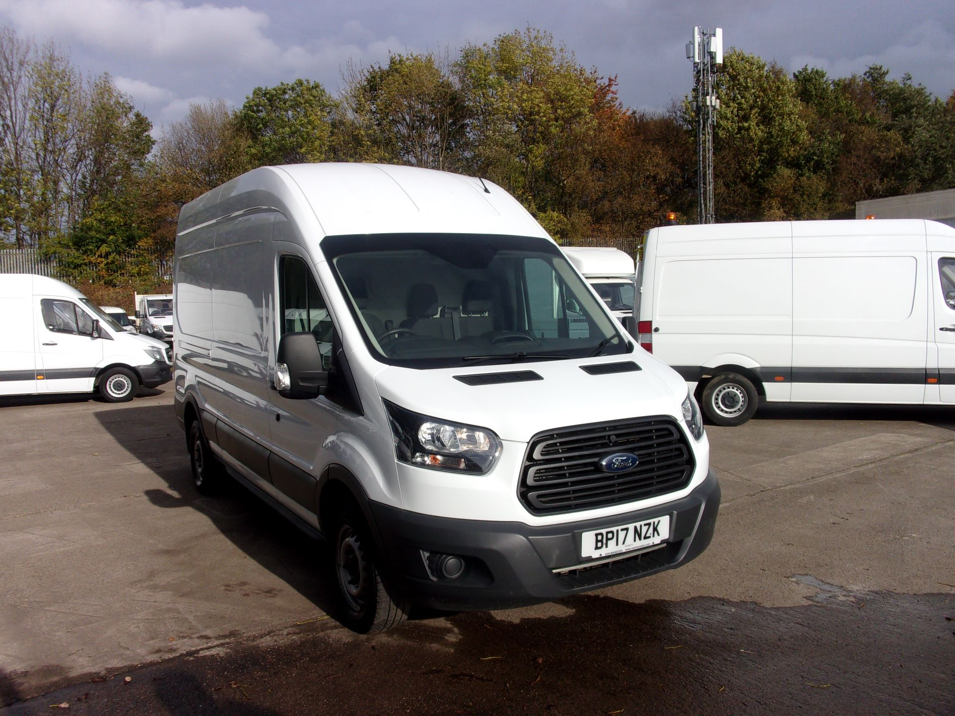 2017 Ford Transit 350 L3 H3 130PS VAN EURO 6 (BP17NZK)