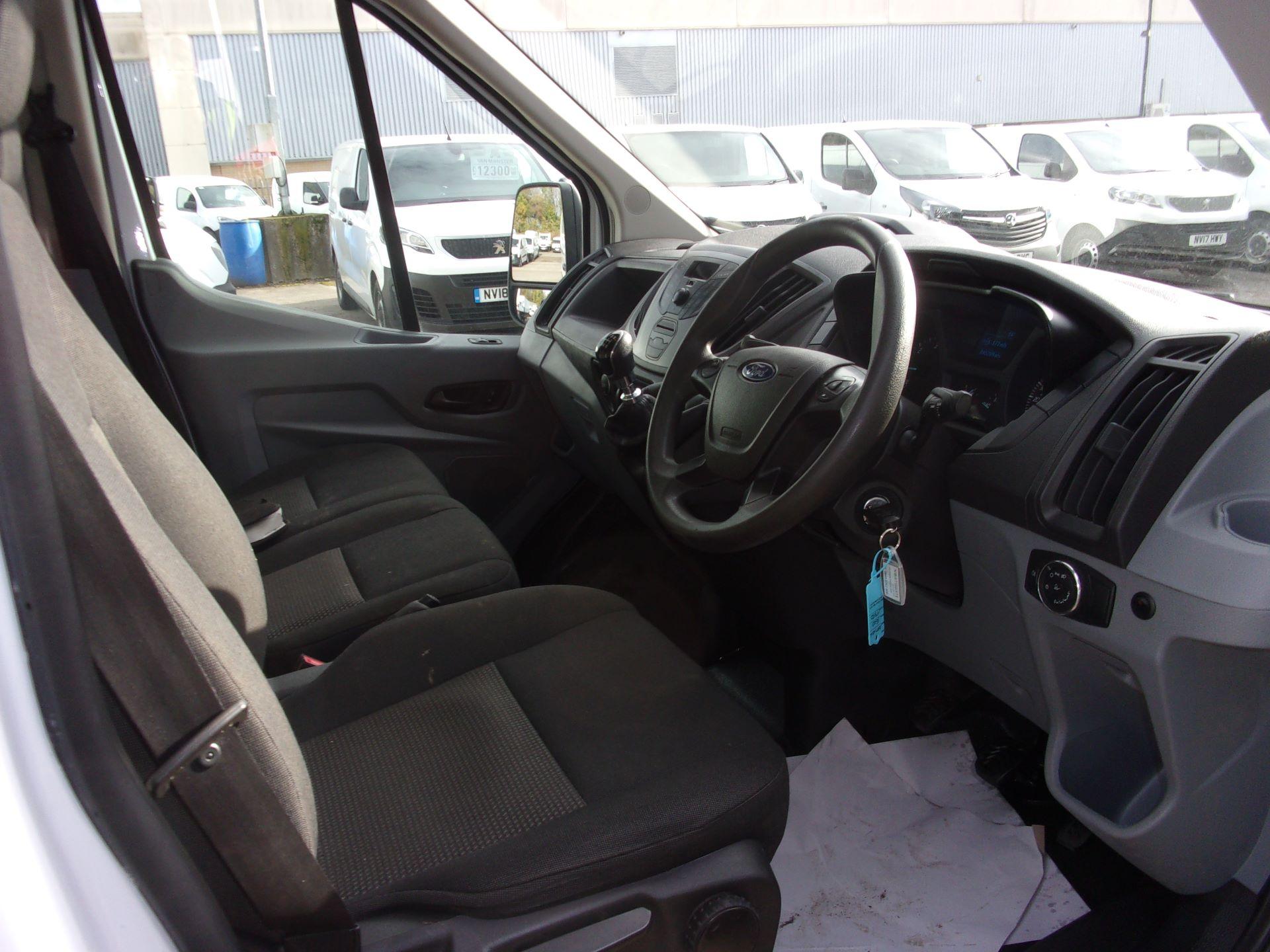 2017 Ford Transit 350 L3 H3 130PS VAN EURO 6 (BP17NZK) Image 9