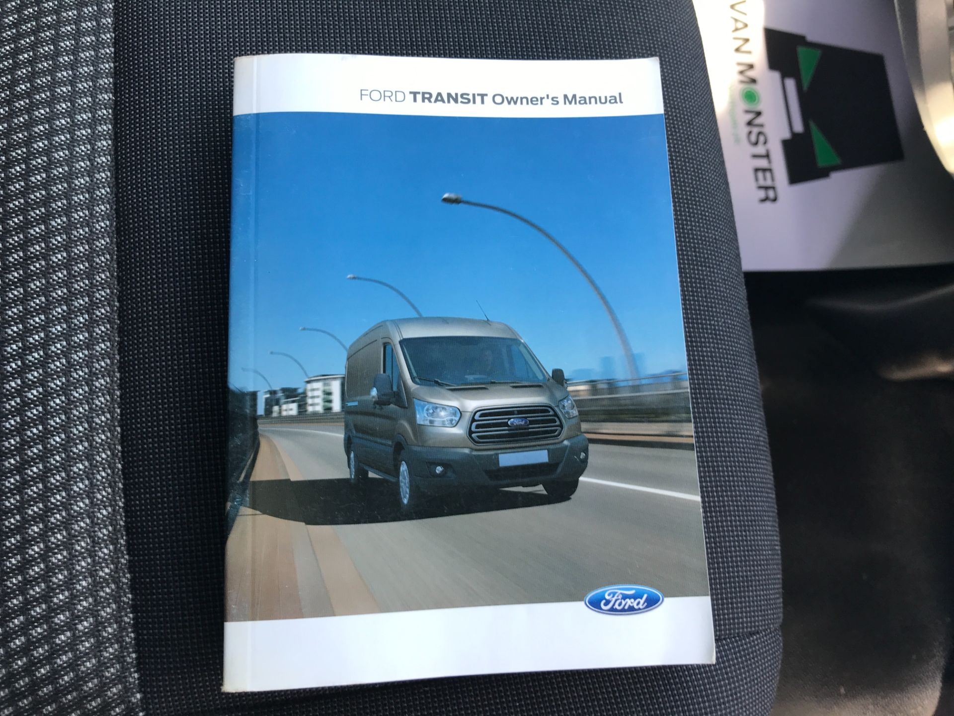 2017 Ford Transit T350 L3 H3 130PS EURO 6  (BP17VZU) Thumbnail 19