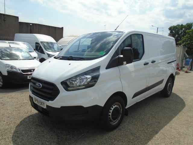 2018 Ford Transit Custom 2.0 Tdci 105Ps Low Roof Van *EURO 6* (BP18EKY) Image 3