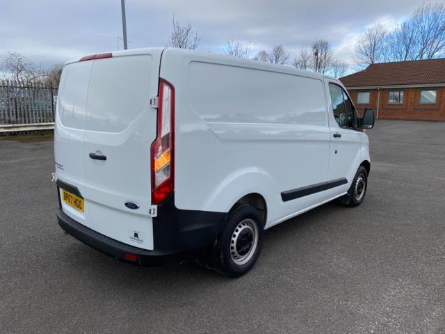 2018 Ford Transit Custom 2.0 Tdci 105Ps Low Roof Van (BP67HGO) Image 7