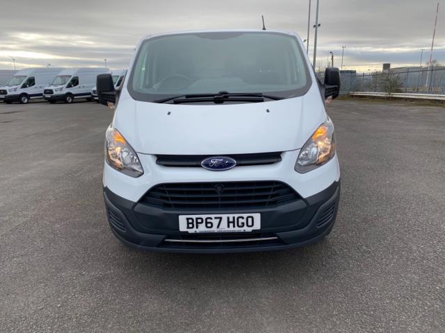 2018 Ford Transit Custom 2.0 Tdci 105Ps Low Roof Van (BP67HGO) Image 2