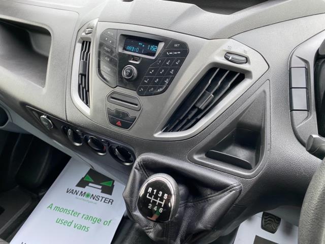 2018 Ford Transit Custom 2.0 Tdci 105Ps Low Roof Van (BP67HGO) Image 16