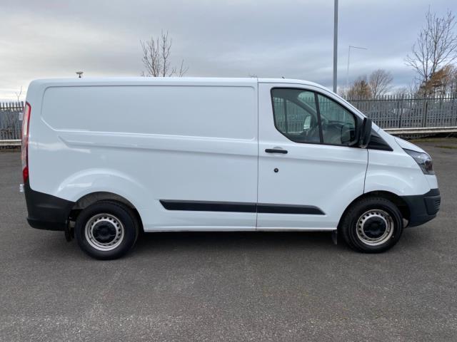 2018 Ford Transit Custom 2.0 Tdci 105Ps Low Roof Van (BP67HGO) Image 8