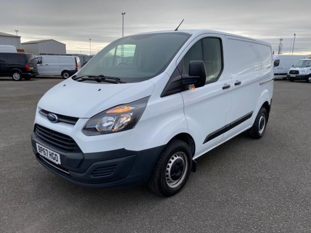 2018 Ford Transit Custom 2.0 Tdci 105Ps Low Roof Van (BP67HGO) Image 3