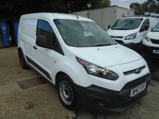 2018 Ford Transit Connect 1.5 Tdci 75Ps Van (BP67VYF)