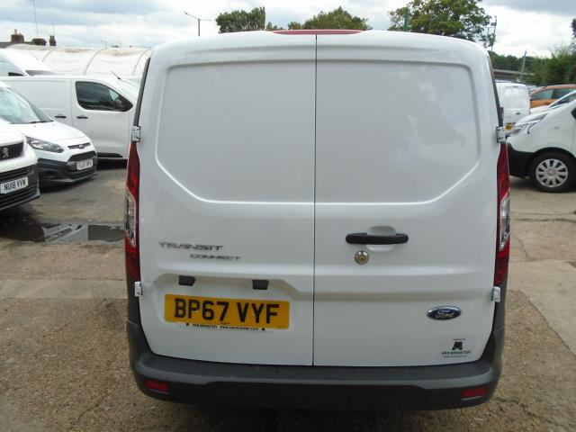 2018 Ford Transit Connect 1.5 Tdci 75Ps Van (BP67VYF) Image 6