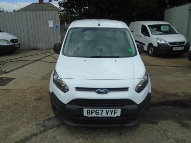 2018 Ford Transit Connect 1.5 Tdci 75Ps Van (BP67VYF) Image 2