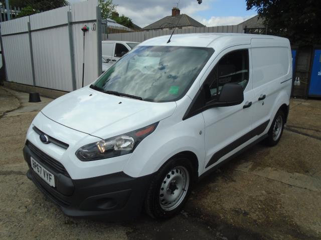 2018 Ford Transit Connect 1.5 Tdci 75Ps Van (BP67VYF) Image 3