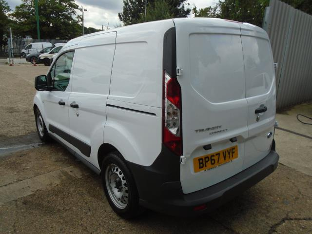 2018 Ford Transit Connect 1.5 Tdci 75Ps Van (BP67VYF) Image 5