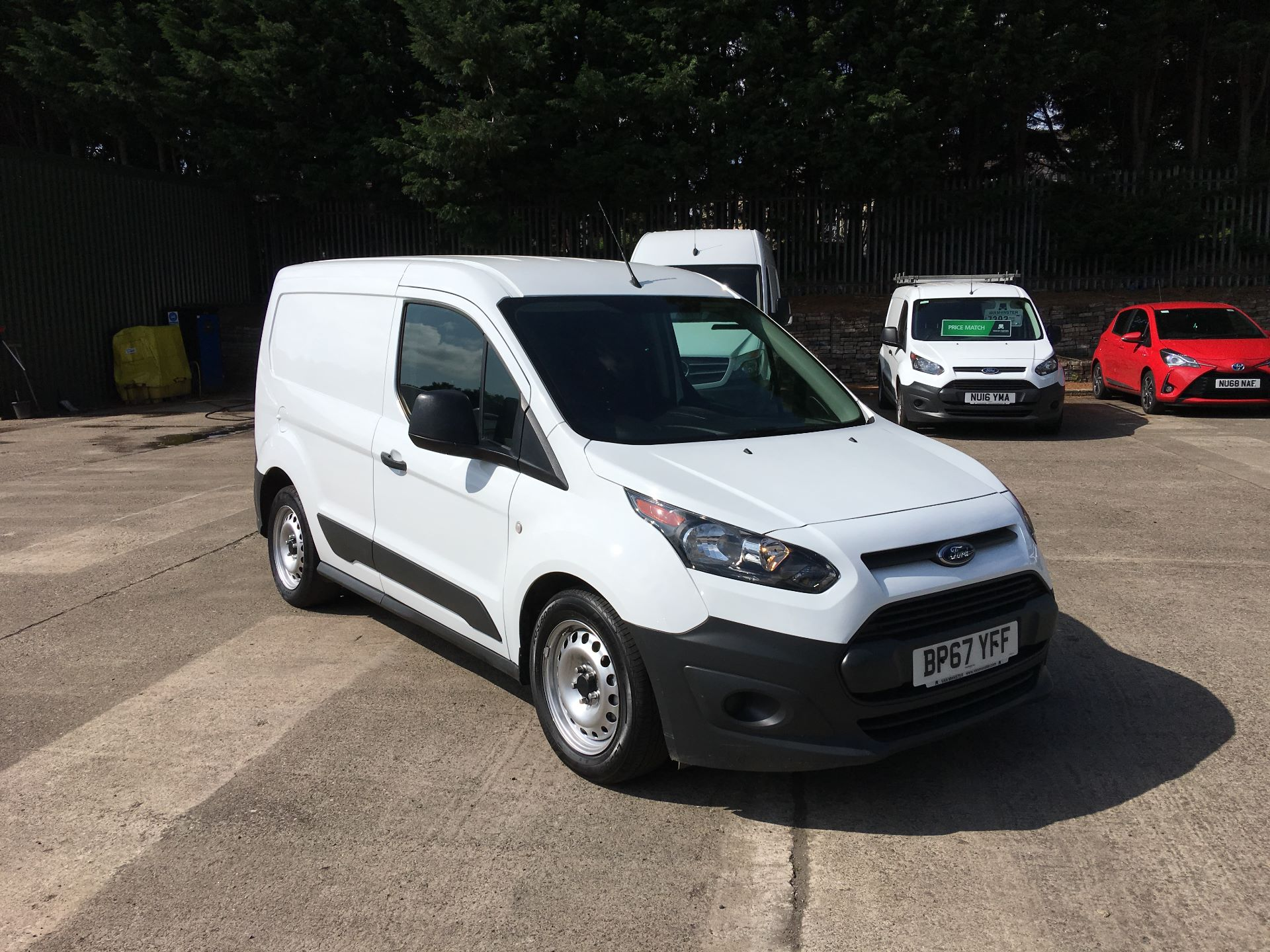 2018 Ford Transit Connect 200 L1 DIESEL 1.5 TDCI 75PS VAN (BP67YFF)