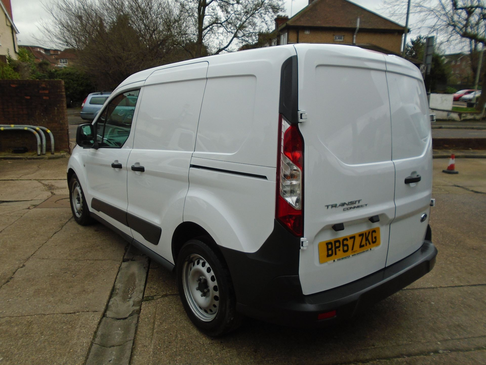2018 Ford Transit Connect 1.5 Tdci 75Ps Van(EURO 6) (BP67ZKG) Image 9