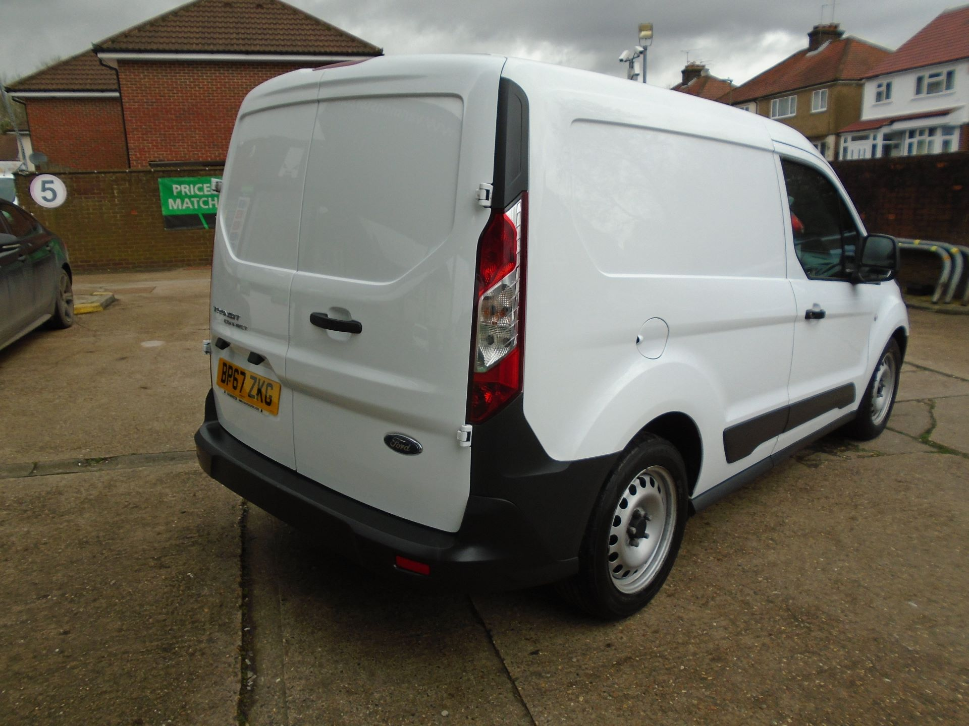 2018 Ford Transit Connect 1.5 Tdci 75Ps Van(EURO 6) (BP67ZKG) Image 7