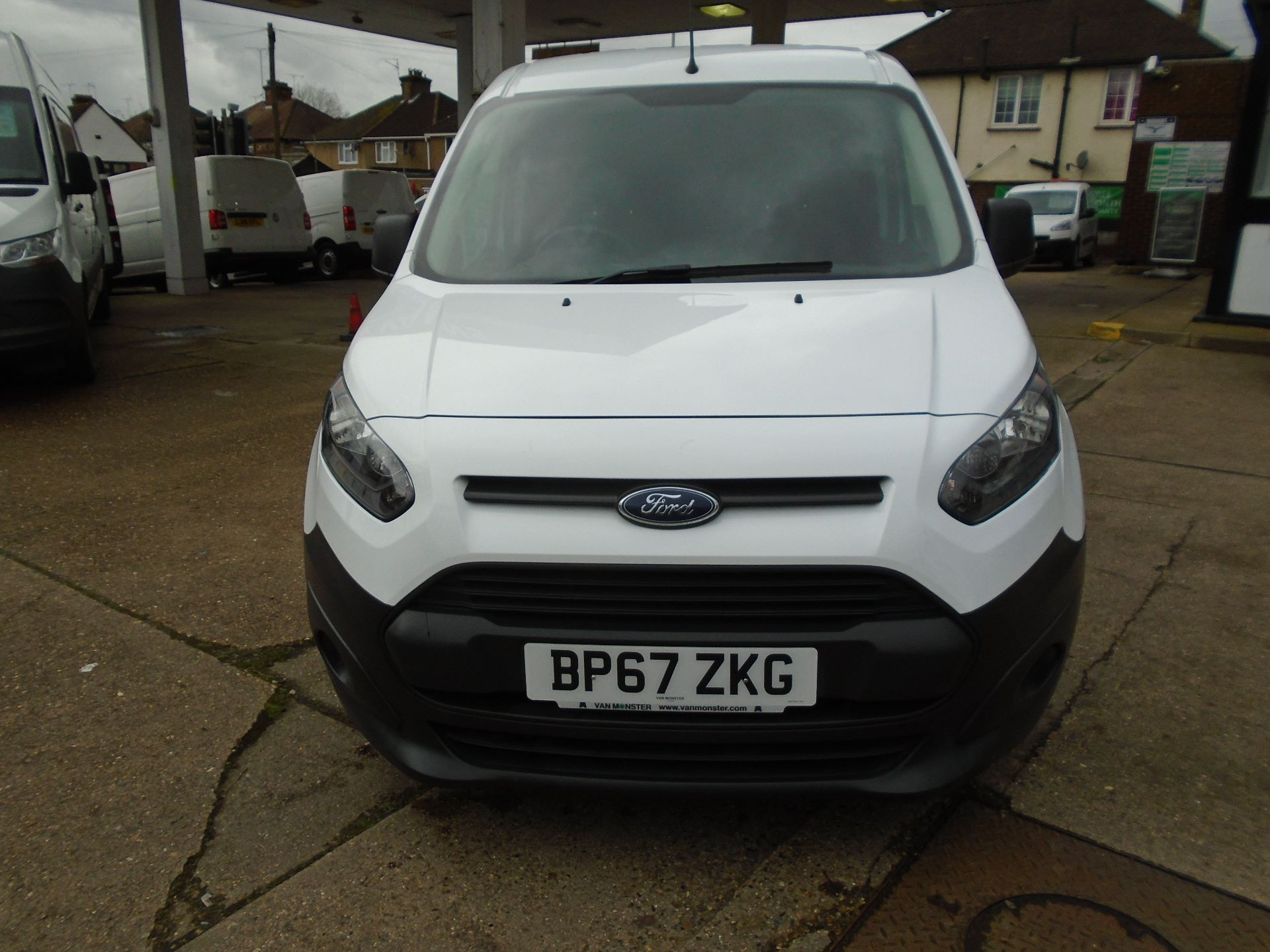 2018 Ford Transit Connect 1.5 Tdci 75Ps Van(EURO 6) (BP67ZKG) Image 2