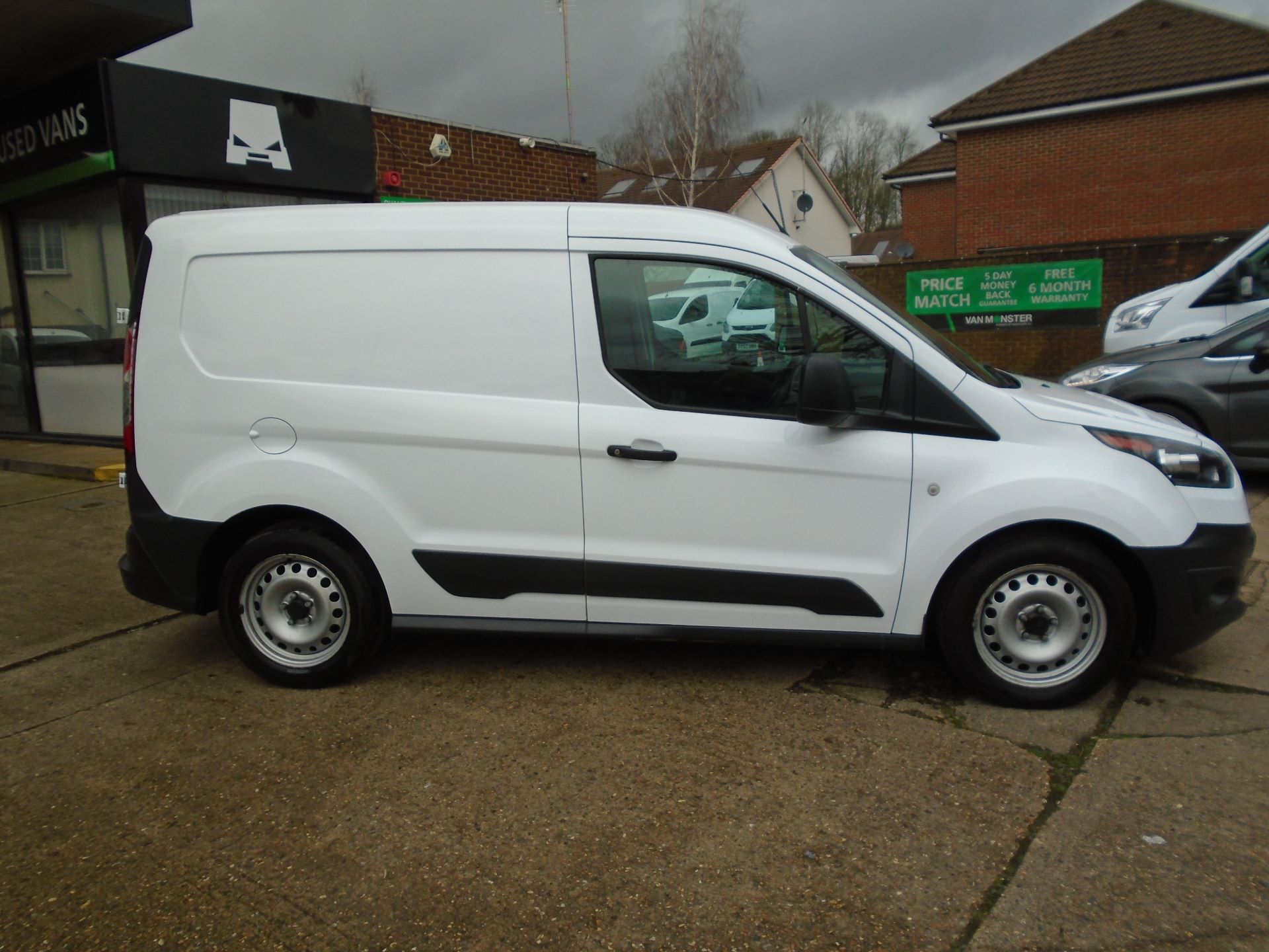 2018 Ford Transit Connect 1.5 Tdci 75Ps Van(EURO 6) (BP67ZKG) Image 4