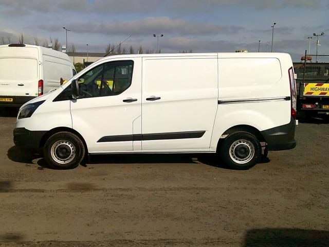 2017 Ford Transit Custom 290 L1 DIESEL FWD 2.0 TDCI 105PS LOW ROOF VAN EURO 6 * SPEED RESTRICTED TO 72 MPH* (BT17YTH) Image 4