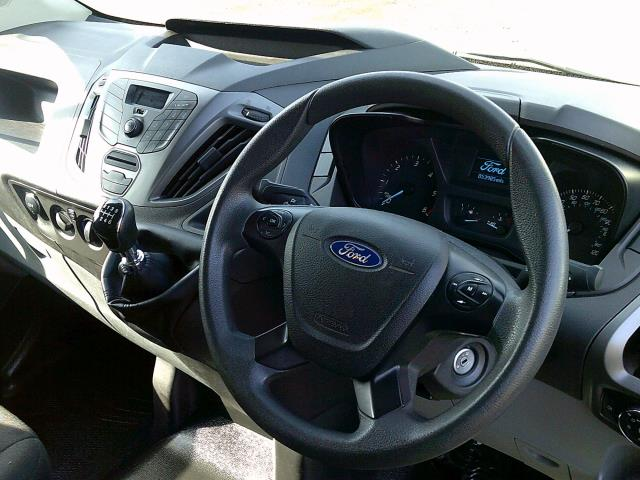 2017 Ford Transit Custom 290 L1 DIESEL FWD 2.0 TDCI 105PS LOW ROOF VAN EURO 6 * SPEED RESTRICTED TO 72 MPH* (BT17YTH) Image 17