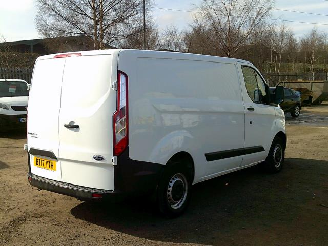 2017 Ford Transit Custom 290 L1 DIESEL FWD 2.0 TDCI 105PS LOW ROOF VAN EURO 6 * SPEED RESTRICTED TO 72 MPH* (BT17YTH) Image 13