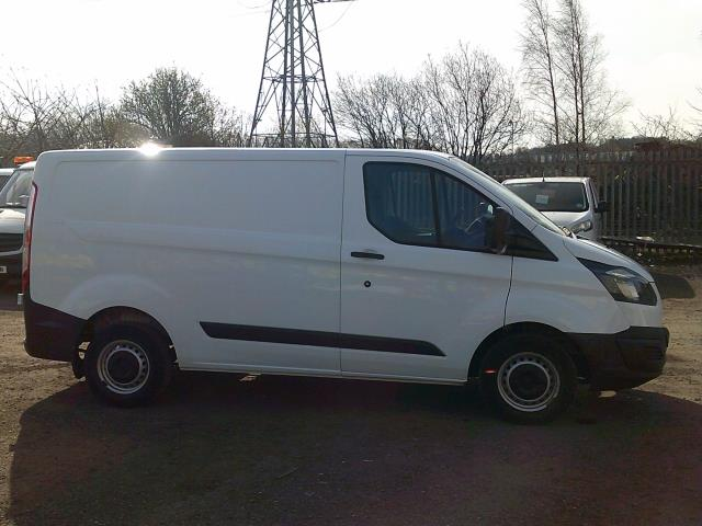 2017 Ford Transit Custom 290 L1 DIESEL FWD 2.0 TDCI 105PS LOW ROOF VAN EURO 6 * SPEED RESTRICTED TO 72 MPH* (BT17YTH) Image 14