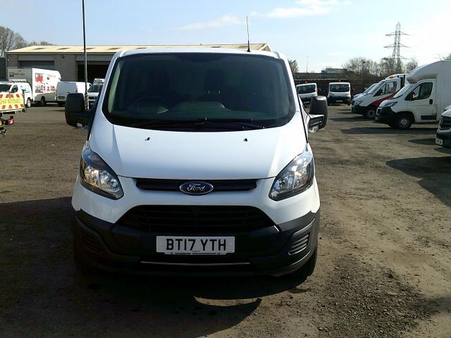2017 Ford Transit Custom 290 L1 DIESEL FWD 2.0 TDCI 105PS LOW ROOF VAN EURO 6 * SPEED RESTRICTED TO 72 MPH* (BT17YTH) Image 2