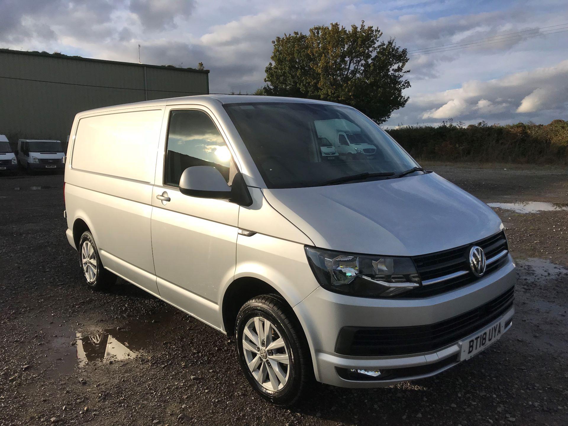 2018 Volkswagen Transporter  T28 SWB DIESEL 2.0 TDI BMT 150 HIGHLINE VAN EURO 6  (BT18UYA)