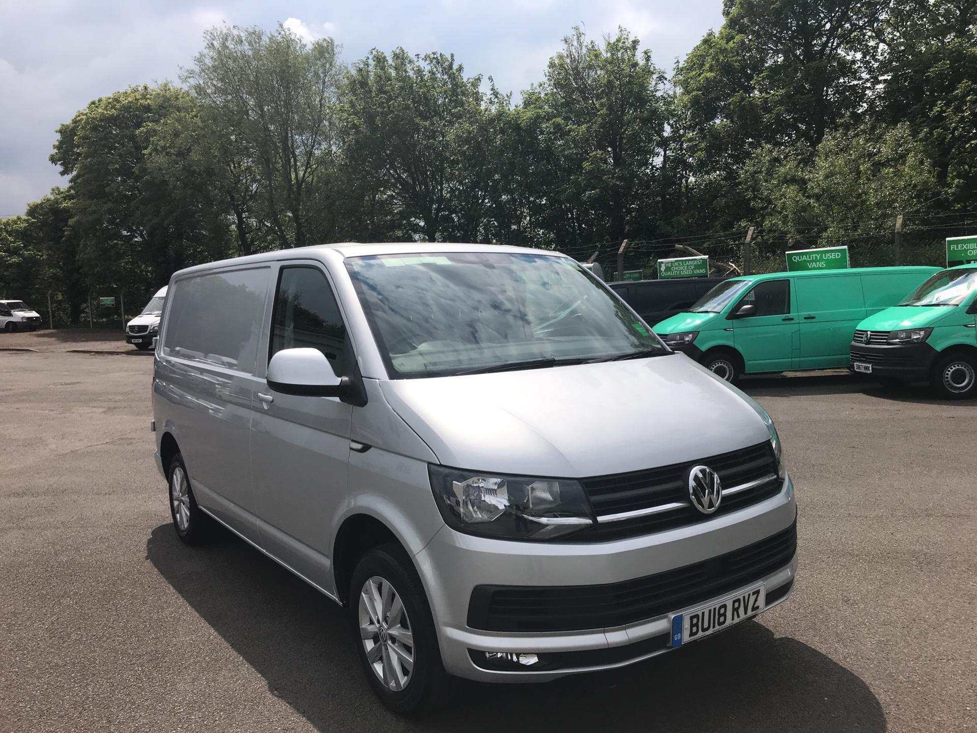 2018 Volkswagen Transporter T28 SWB DIESEL 2.0 TDI BMT 150 HIGHLINE VAN EURO 6 (BU18RVZ)
