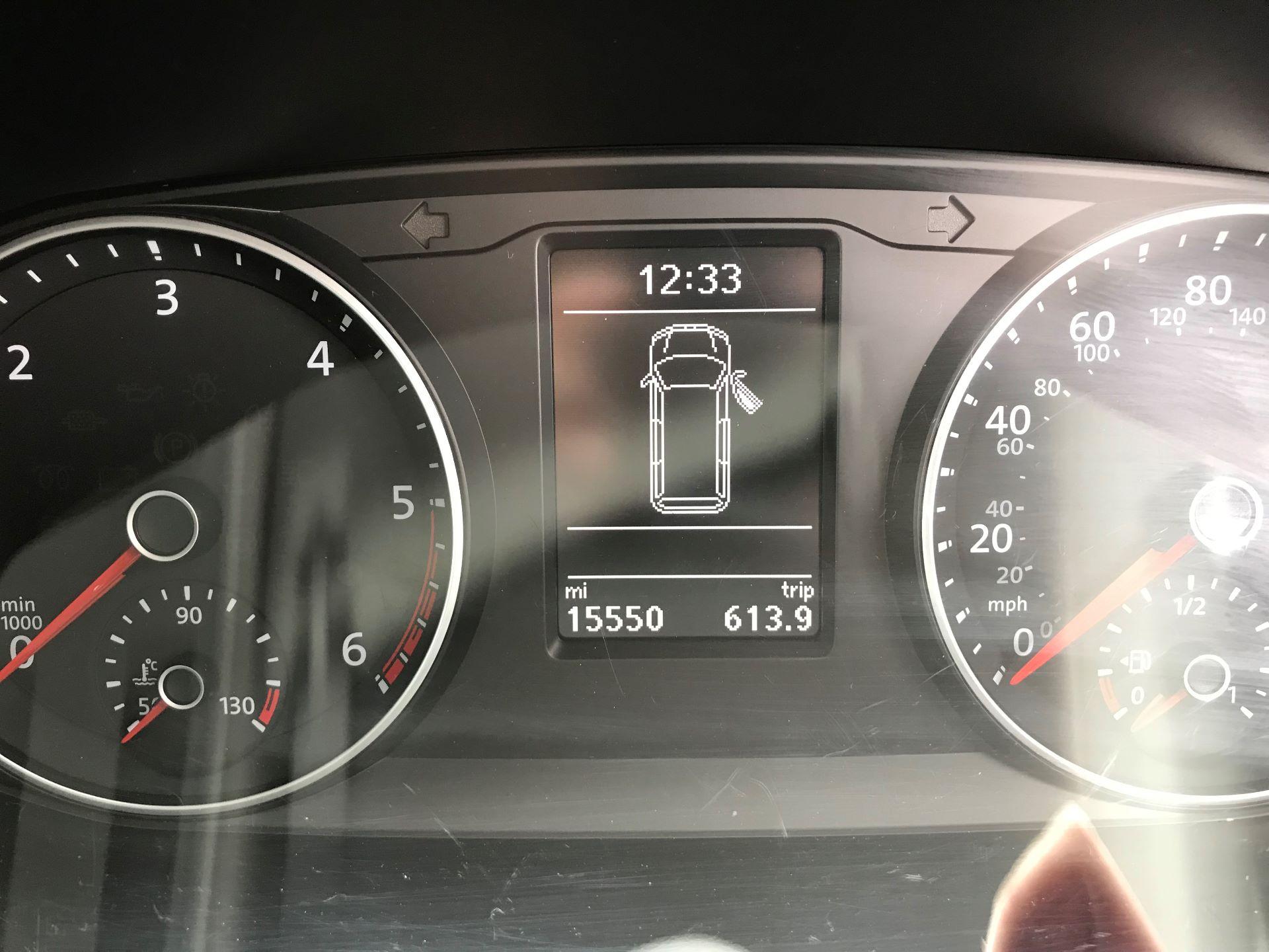 2018 Volkswagen Transporter 2.0 Tdi Bmt 150 Highline Kombi Van (BU18RWZ) Image 7