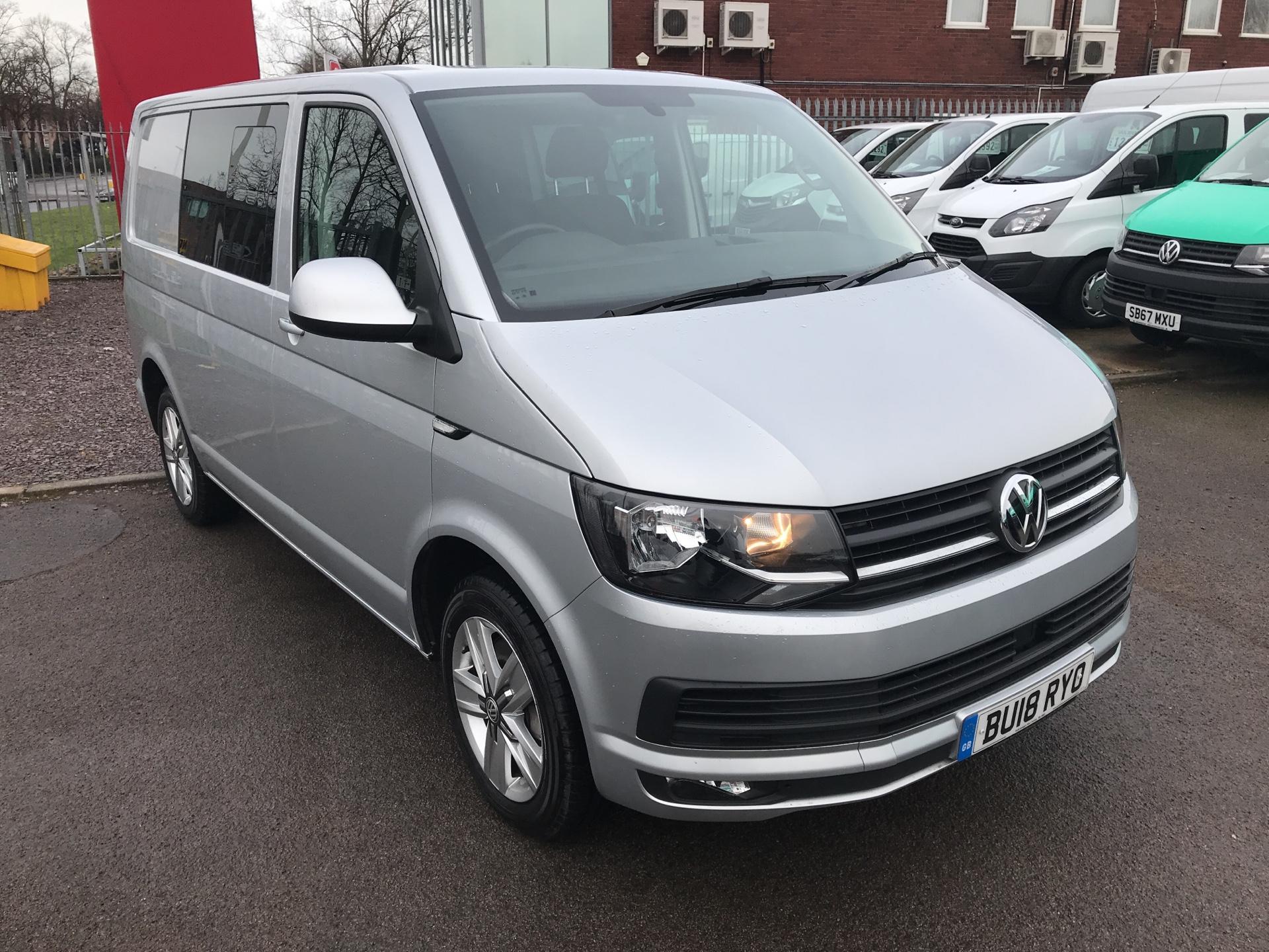 2018 Volkswagen Transporter T32 SWB DIESEL 2.0 TDI BMT 150 HIGHLINE COMBI VAN EURO 6  (BU18RYO)