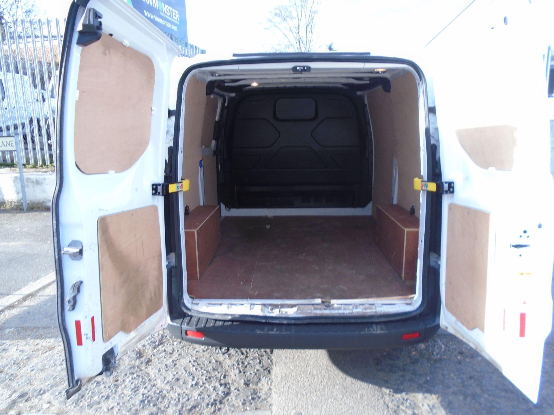 2017 Ford Transit Custom 2.0 Tdci 105Ps Low Roof Van (BV17VBN) Image 10