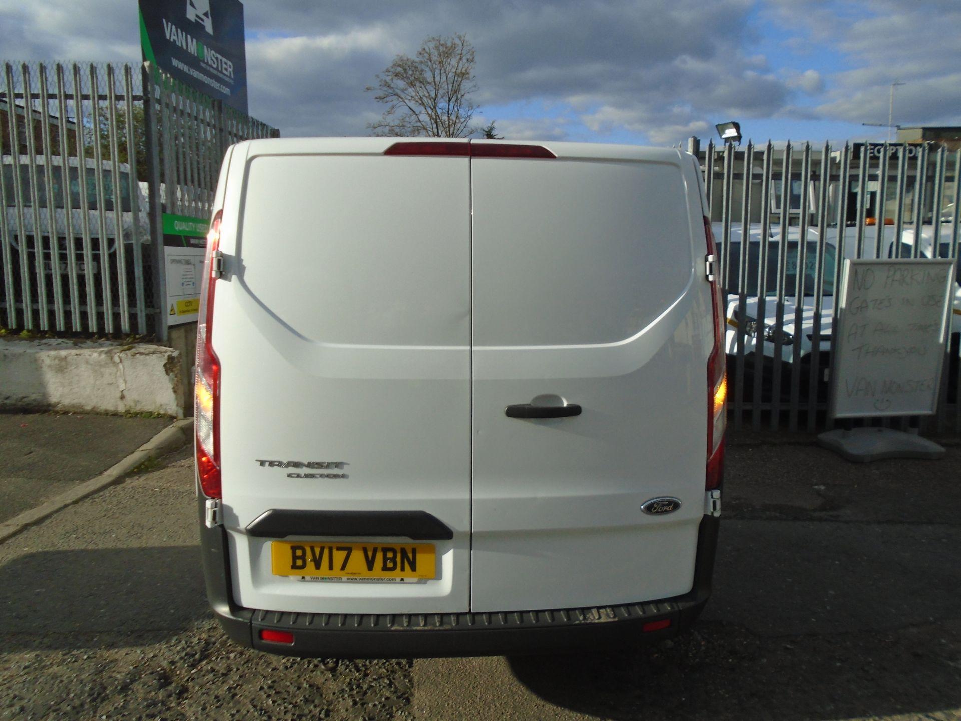 2017 Ford Transit Custom 2.0 Tdci 105Ps Low Roof Van (BV17VBN) Image 5
