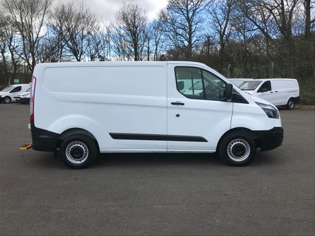 2017 Ford Transit Custom  290 L1 DIESEL FWD 2.0 TDCI 105PS LOW ROOF VAN EURO 6 (BV17VDD) Thumbnail 10