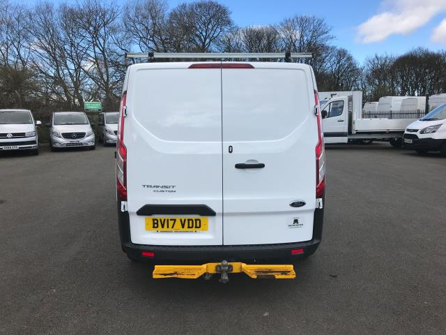 2017 Ford Transit Custom  290 L1 DIESEL FWD 2.0 TDCI 105PS LOW ROOF VAN EURO 6 (BV17VDD) Thumbnail 7