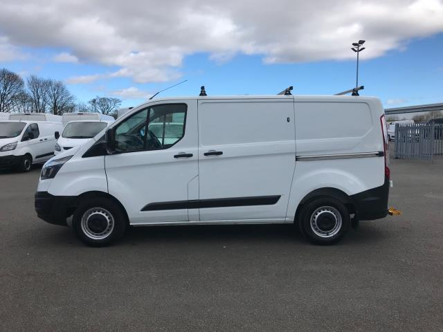 2017 Ford Transit Custom  290 L1 DIESEL FWD 2.0 TDCI 105PS LOW ROOF VAN EURO 6 (BV17VDD) Thumbnail 4