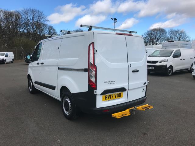 2017 Ford Transit Custom  290 L1 DIESEL FWD 2.0 TDCI 105PS LOW ROOF VAN EURO 6 (BV17VDD) Thumbnail 6