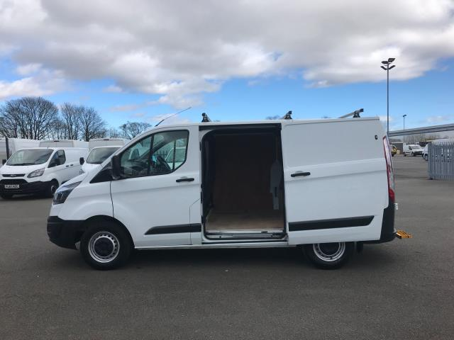 2017 Ford Transit Custom  290 L1 DIESEL FWD 2.0 TDCI 105PS LOW ROOF VAN EURO 6 (BV17VDD) Thumbnail 5