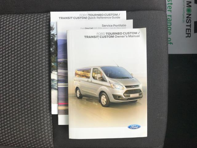 2017 Ford Transit Custom  290 L1 DIESEL FWD 2.0 TDCI 105PS LOW ROOF VAN EURO 6 (BV17VDD) Thumbnail 26