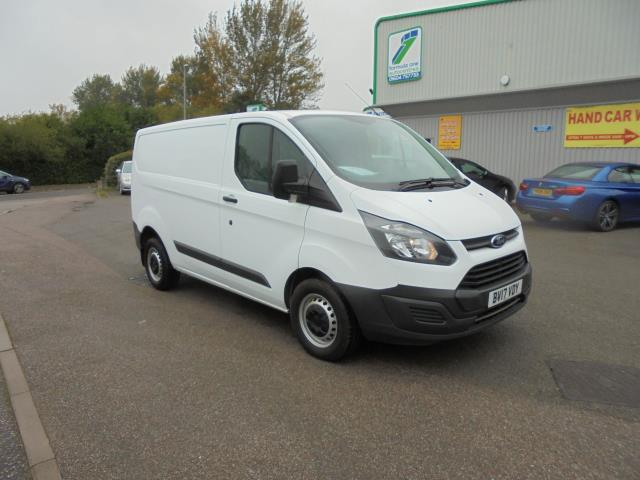 2017 Ford Transit Custom  290 L1 DIESEL FWD 2.0 TDCI 105PS LOW ROOF VAN EURO 6 (BV17VDY)
