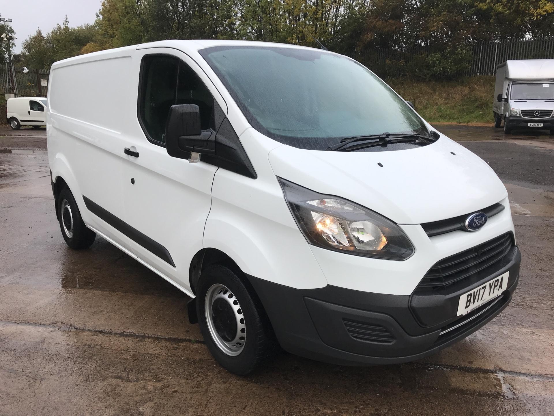 2017 Ford Transit Custom 290 L1 DIESEL FWD 2.0 TDCI 105PS LOW ROOF VAN EURO 6 (BV17YPA)