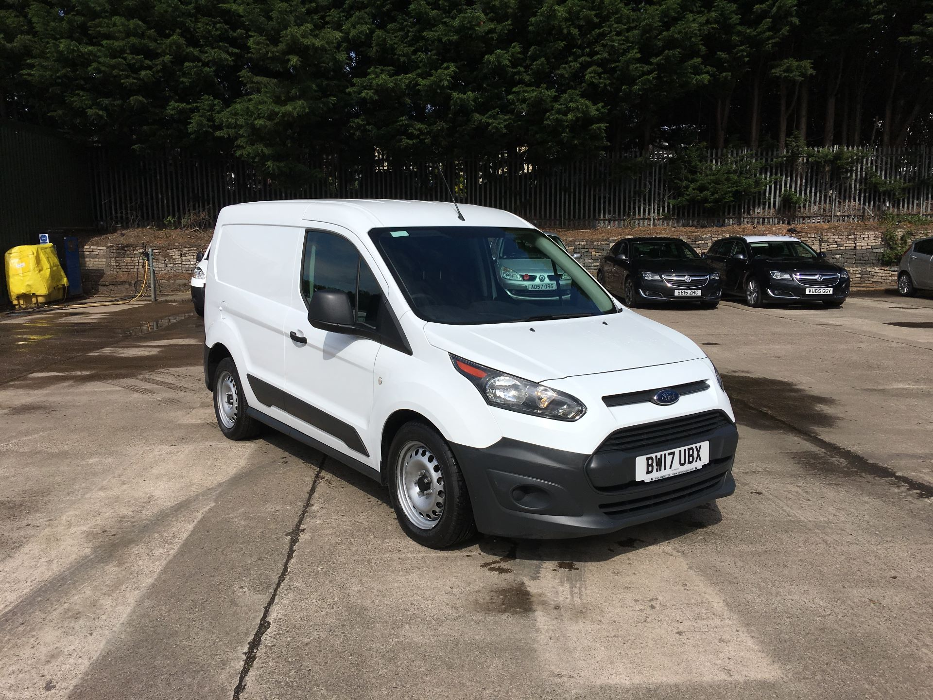 2017 Ford Transit Connect 200 L1 DIESEL 1.5 TDCI 75PS VAN EURO 5 (BW17UBX)