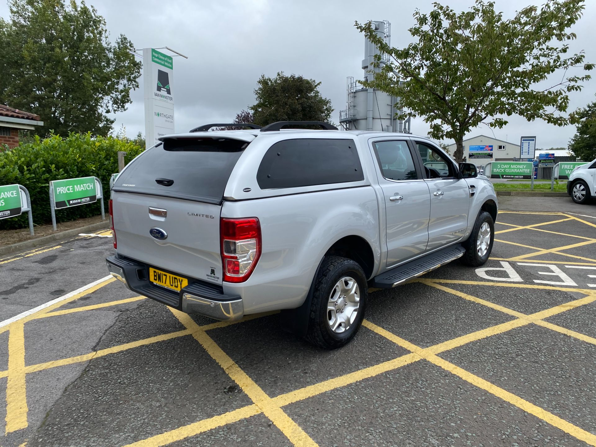 2017 Ford Ranger Pick Up Double Cab Limited 1 2.2 Tdci (BW17UDY) Image 7