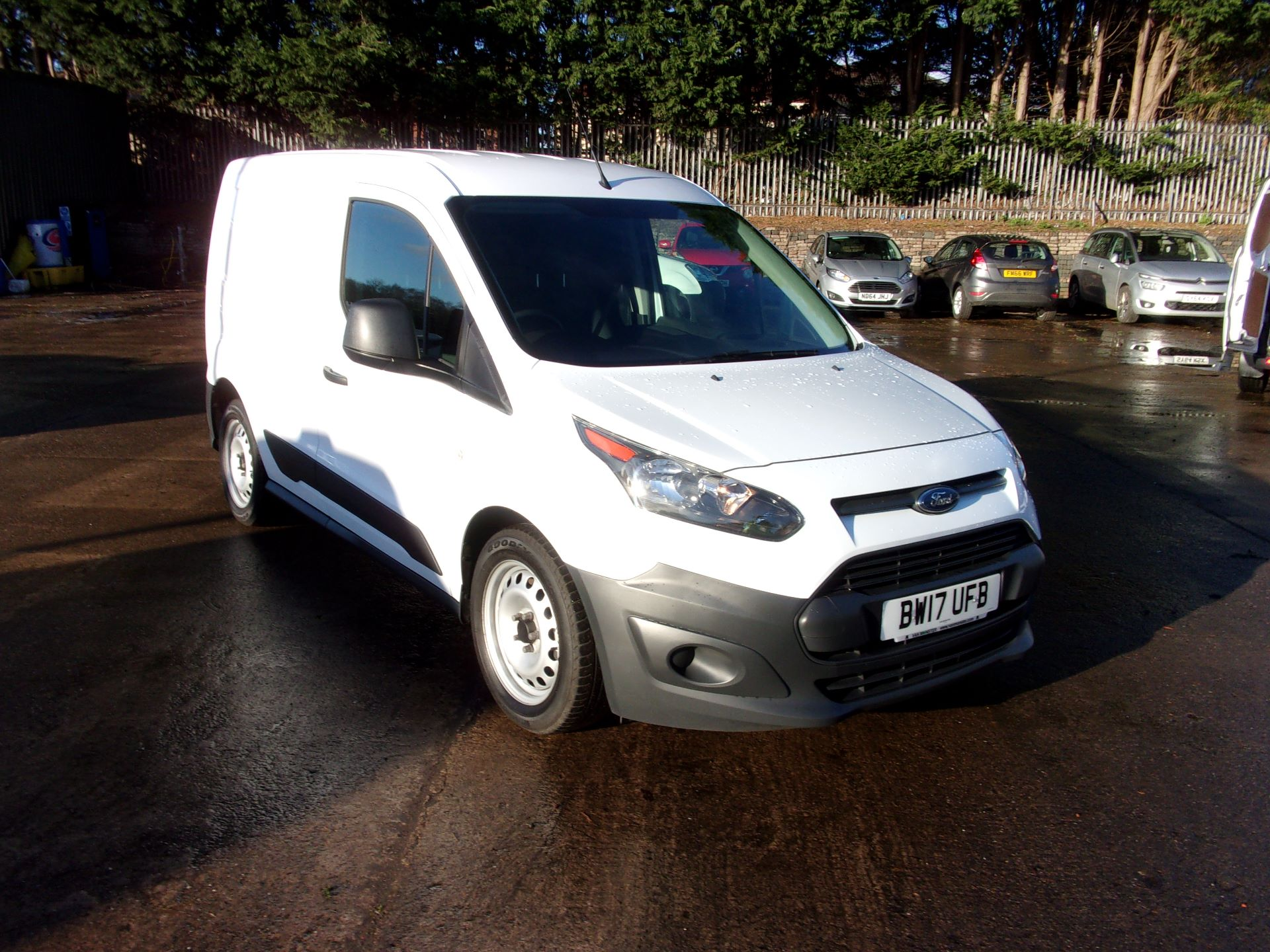 2017 Ford Transit Connect T200 L1 H1 1.5TDCI 75PS EURO 6 (BW17UFB)