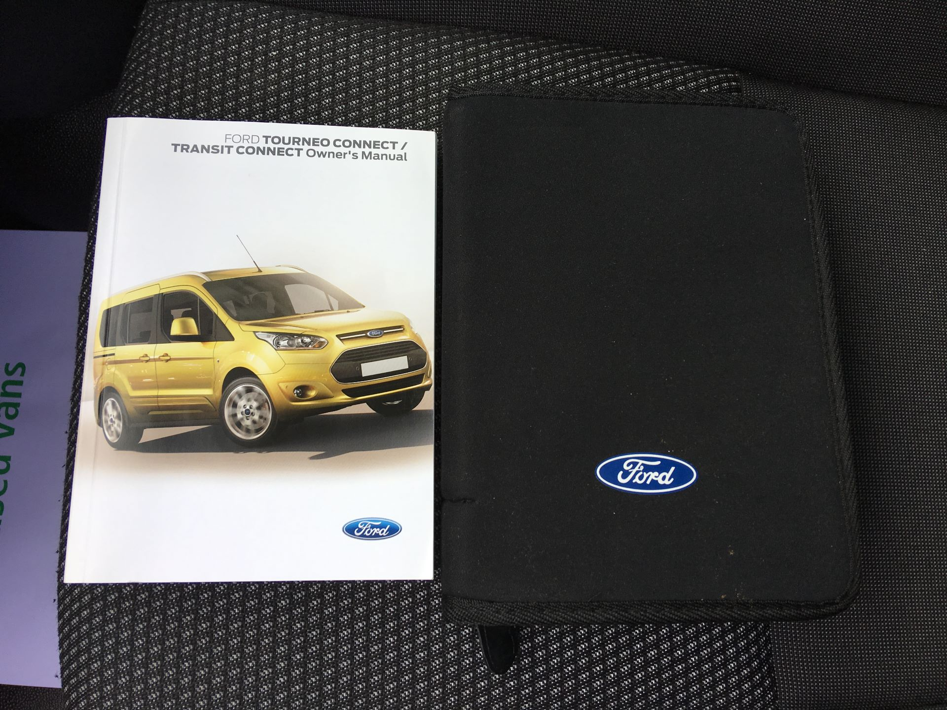 2017 Ford Transit Connect 200 L1 DIESEL 1.5 TDCI 75PS VAN EURO 5 (BW17YBX) Image 20